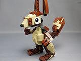 LEGO-31019-クリエイター・モンキー&バードを作った1-完成品表示用1.jpg