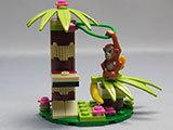 LEGO-41045-オランウータンとバナナツリーを作った-完成品表示用1.jpg
