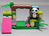 LEGO-41049-パンダとラッキーバンブーを作った-完成品表示用1.jpg