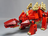 LEGO-4892-トリケラトプスの組み替えステゴザウルス-完成品表示用1.jpg