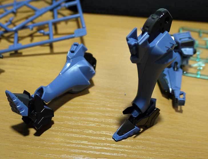 1-144-不知火・弐型-phase3-2号機-篁-唯依搭乗機の素組をした10.jpg