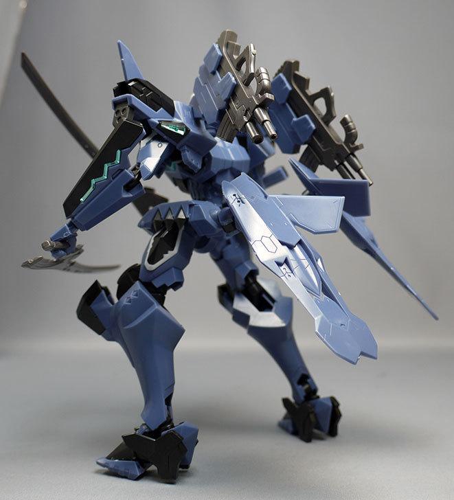 1-144-不知火・弐型-phase3-2号機-篁-唯依搭乗機の素組をした15.jpg