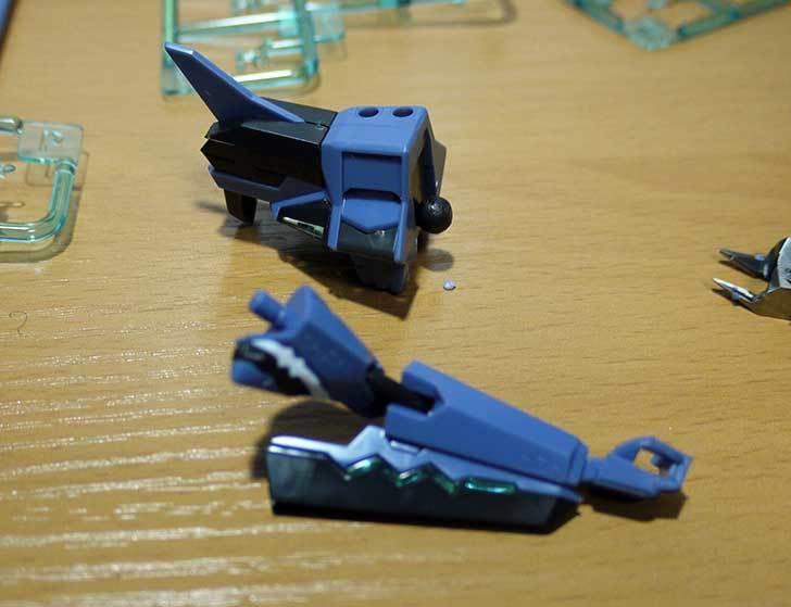 1-144-不知火・弐型-phase3-2号機-篁-唯依搭乗機の素組をした6.jpg