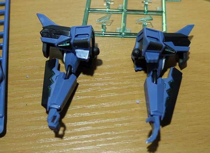 1-144-不知火・弐型-phase3-2号機-篁-唯依搭乗機の素組をした7.jpg