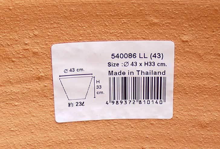 14号サイズのテラコッタ鉢-540086-LL-(43)買った5.jpg