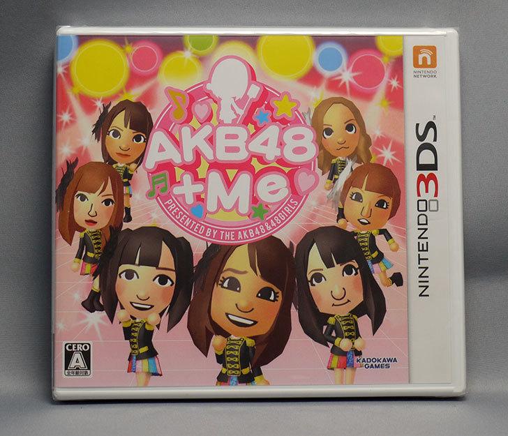 2個目のAKB48+Meを買った1.jpg