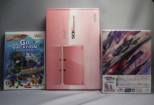 3DS ミスティピンク・GO VACATION・劇場版マクロスF サヨナラノツバサ.jpg