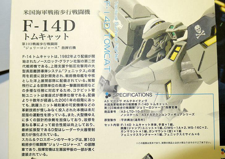 A3-F-14D-トムキャット-ジョリーロジャース指揮官機を箱から出した16.jpg