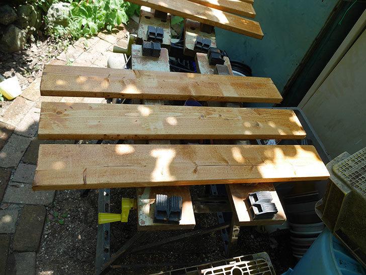 ACCS 軽量作業台 WB-007の天板を交換修理した-014.jpg