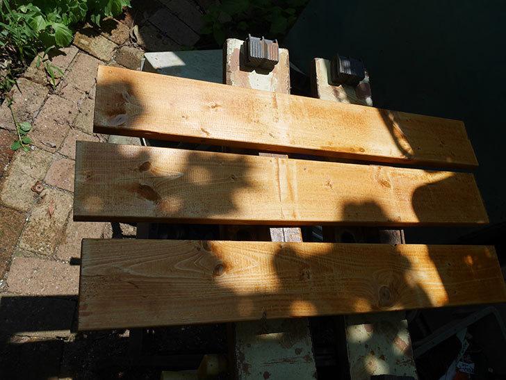 ACCS 軽量作業台 WB-007の天板を交換修理した-015.jpg