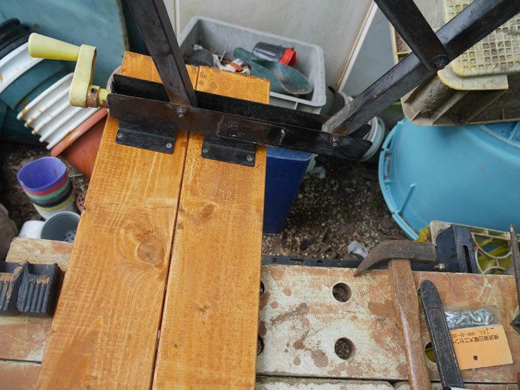 ACCS 軽量作業台 WB-007の天板を交換修理した-027.jpg