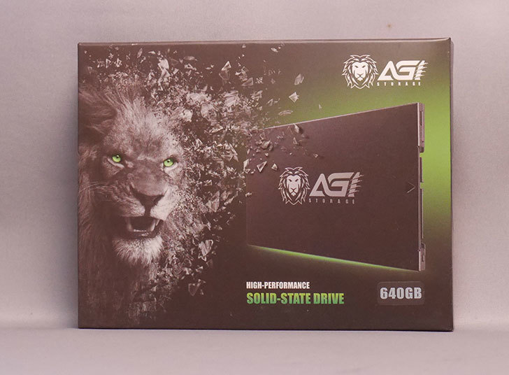 AGI(Agile-Gear-International)の640GB-SSD-AGI640G06AI138-(ARCHISS)を買った1.jpg