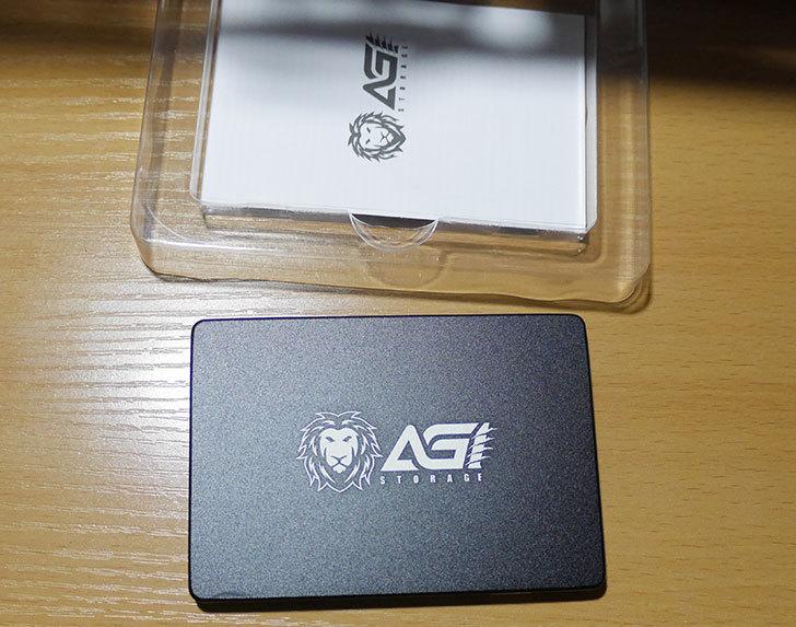 AGIの640GB-SSD-AGI640G06AI138-(ARCHISS)を取り付けた3.jpg