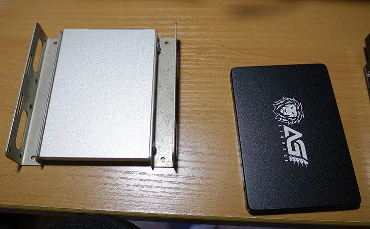 AGIの640GB-SSD-AGI640G06AI138-(ARCHISS)を取り付けた6.jpg