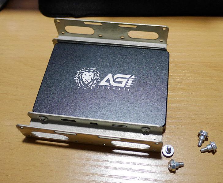 AGIの640GB-SSD-AGI640G06AI138-(ARCHISS)を取り付けた7.jpg