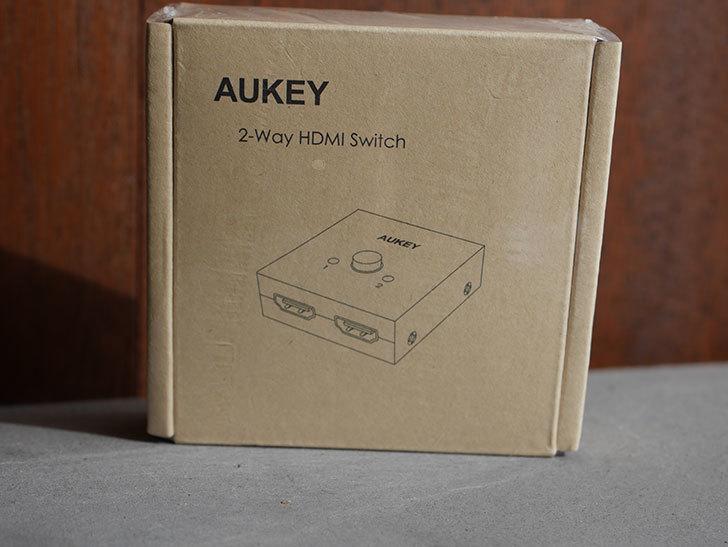 AUKEY HA-H04 4K hdmi 切替器を買った-001.jpg