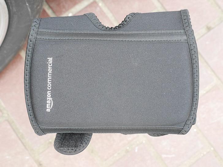 AmazonCommercial 膝あて オーバー アンダー ニーパッドを買った-001.jpg