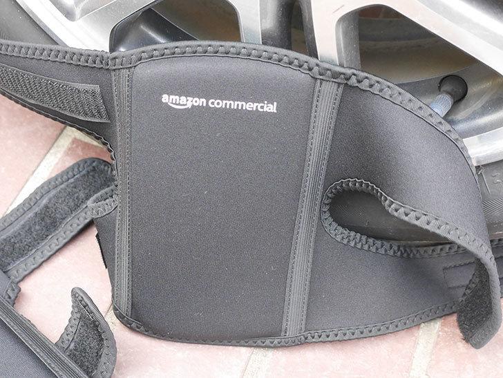AmazonCommercial 膝あて オーバー アンダー ニーパッドを買った-004.jpg