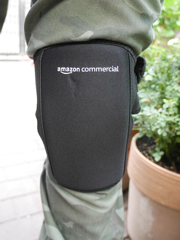 AmazonCommercial 膝あて オーバー アンダー ニーパッドを買った-005.jpg