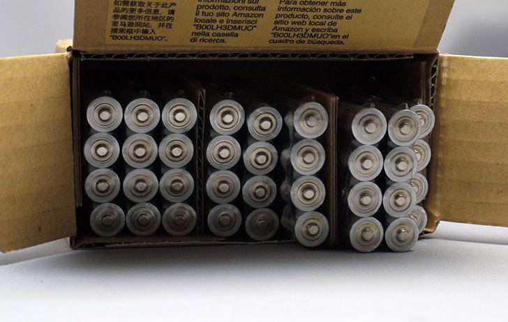 Amazonベーシック-アルカリ乾電池-単4形36個パックを買った3.jpg