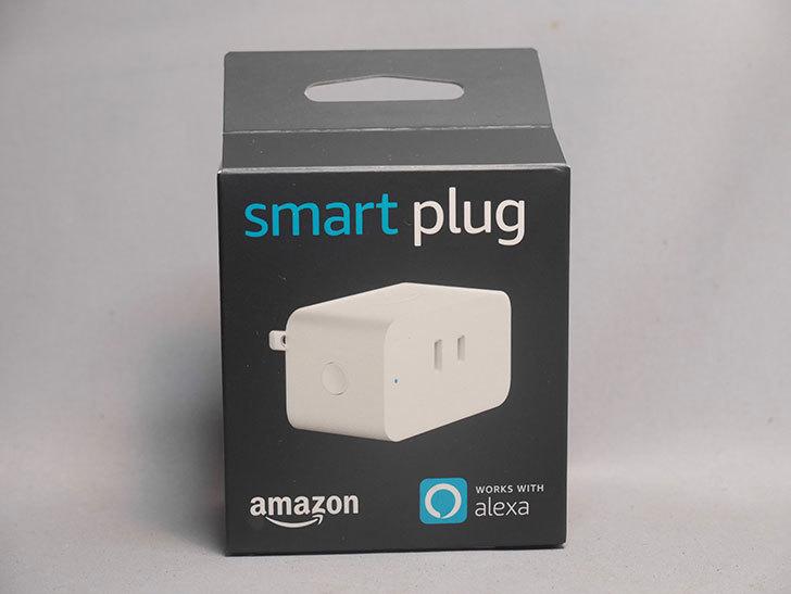 Amazon純正 スマートプラグ (Works with Alexa認定) が500円だったので買った-001.jpg