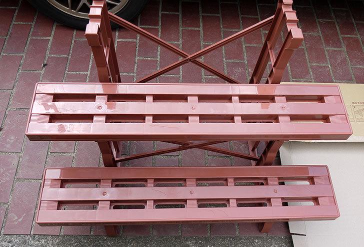 Astage-フラワースタンド-ナイス900-ブラウンを買った12.jpg