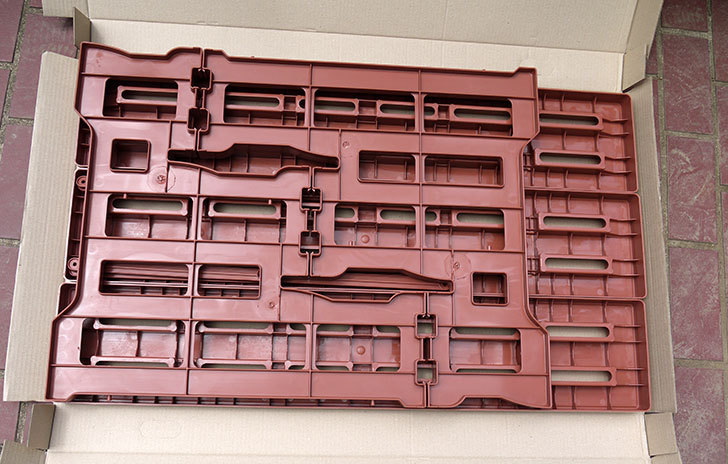 Astage-フラワースタンド-ナイス900-ブラウンを買った5.jpg