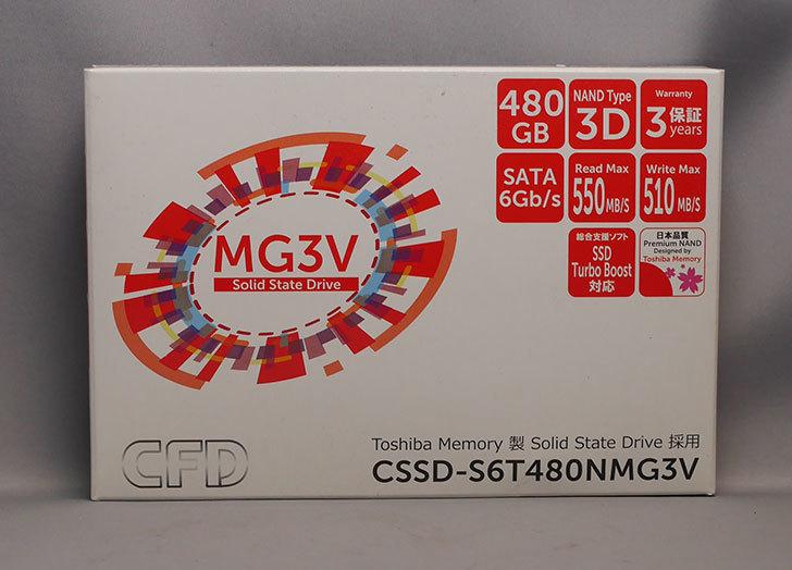 CFD-CSSD-S6T480NMG3V-480GBを買った1.jpg