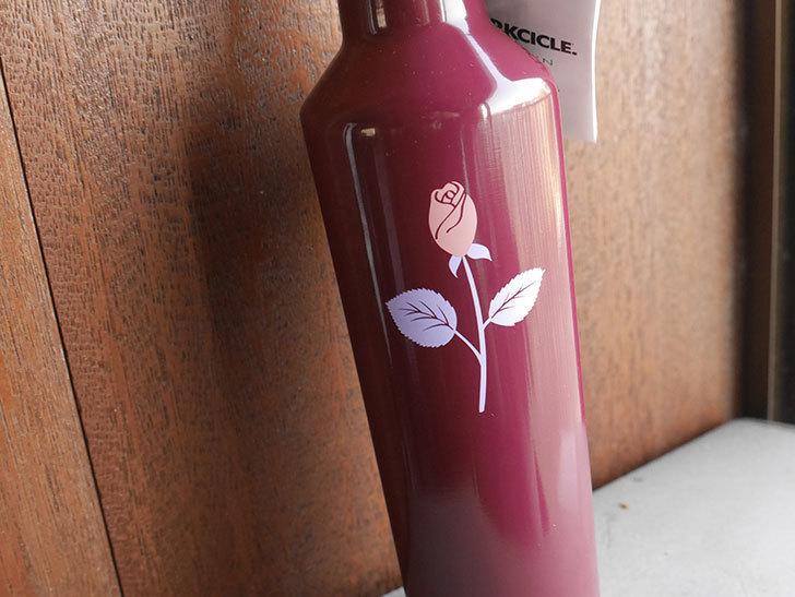 CORKCICLE メルロー 750ml 25oz ステンレスボトルを買った-002.jpg