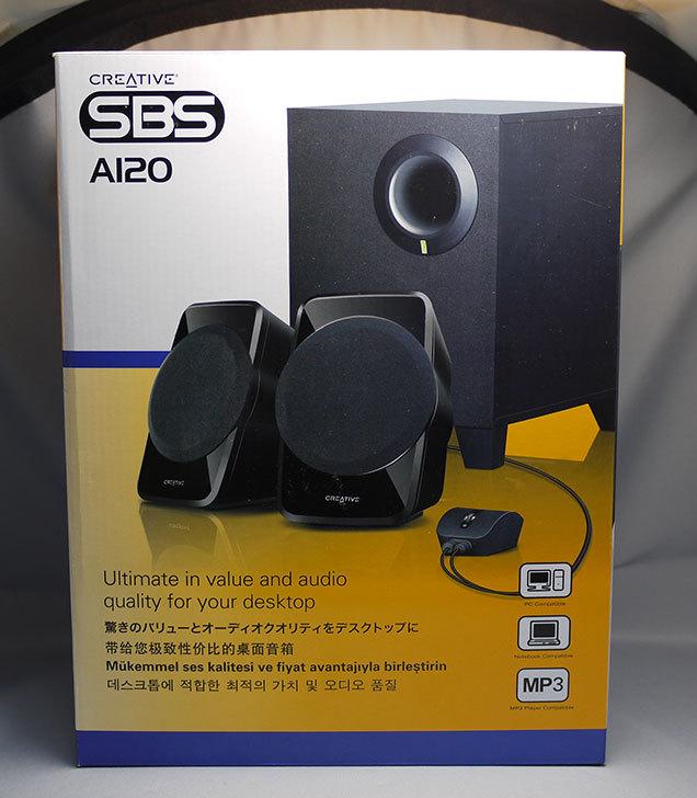 Creative-SP-SBS-A12R2をアマゾンのタイムセールで買った1.jpg