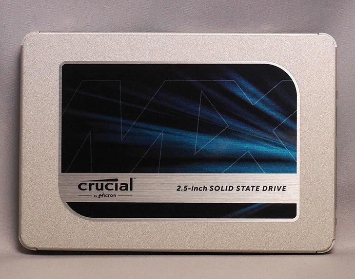 Crucial SSD 1000GB MX500 CT1000MX500SSD1_JPを買った003.jpg