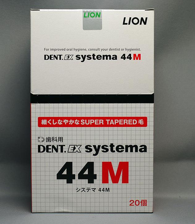 DENT.EX-systema-44M-20個を買った2.jpg