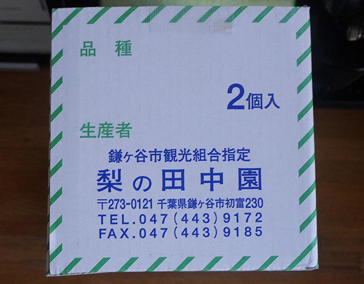 かおり(ナシ)を貰った5.jpg