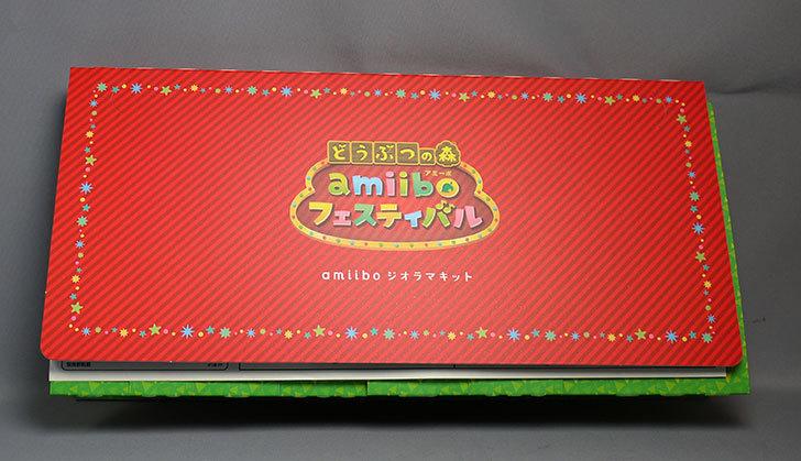 どうぶつの森 amiiboフェスティバル(amiibo-しずえ&amiiboカード-3枚)同梱が来た6.jpg
