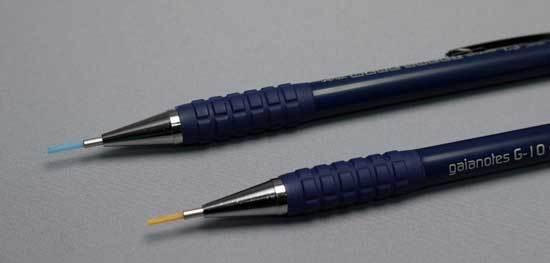 ぺんてる シャープペンシル 1.3mm マークシートシャープセット AM13STHB 4.jpg