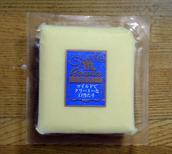 また、ゴーダチーズを買ってきた.jpg