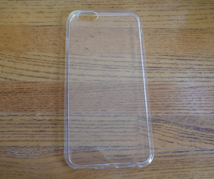 また、iPhone6用ソフトケース-TPU保護ケース・カバー-4.7インチ-クリアを買った4.jpg