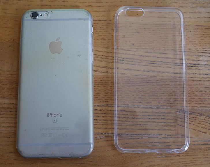 また、iPhone6用ソフトケース-TPU保護ケース・カバー-4.7インチ-クリアを買った5.jpg