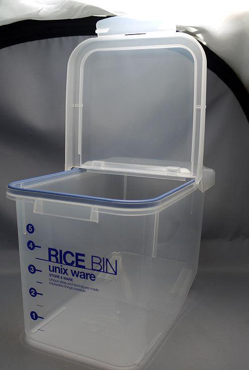 アスベル-密閉米びつ-パッキン付-6kgを買った6.jpg