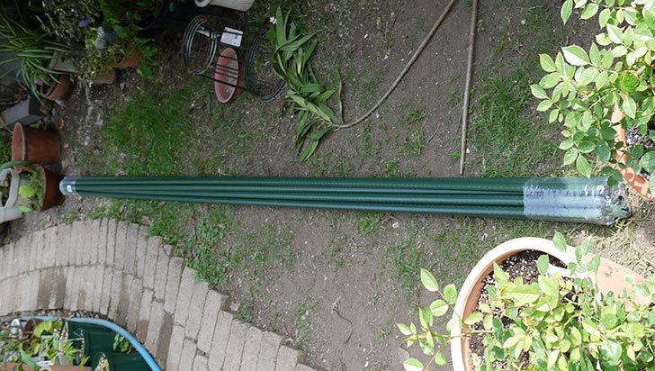 イボ鋼管支柱-10本パック-20mm×3000mmをケイヨーデイツーで買ってきた2.jpg