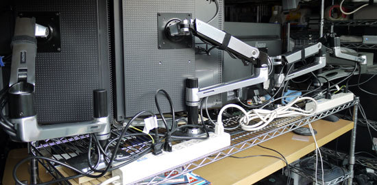 エルゴトロン LX 4台設置 1.jpg