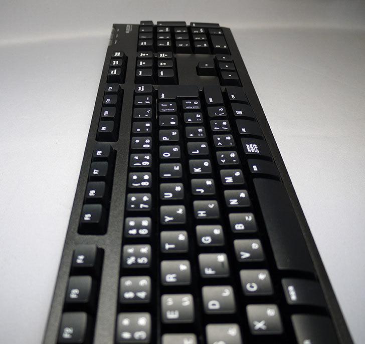 エレコム-ワイヤレスキーボード K-FDM063TBKを買った5.jpg
