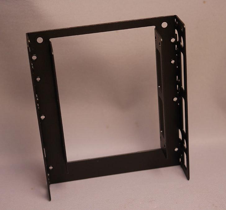 オウルテック-2.5インチ→3.5インチサイズ変換ブラケット-ブラック-OWL-BRKT06(B)を買った3.jpg