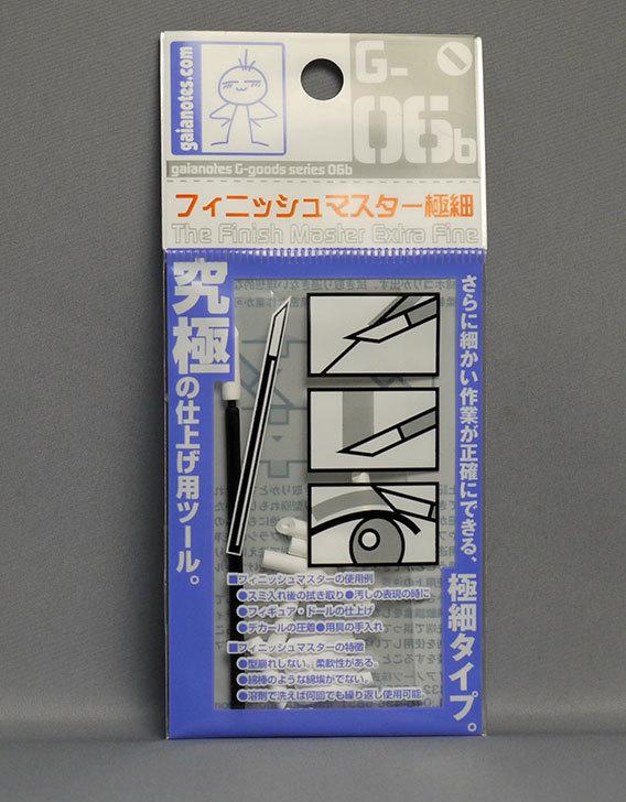ガイアノーツ-G-06b-フィニッシュマスター(極細)を買った1.jpg