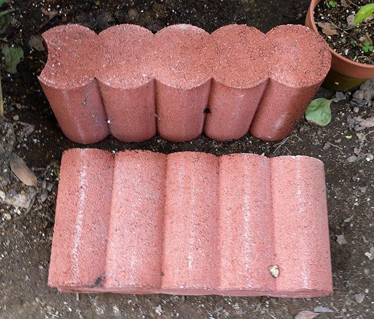 ガーデンエース-ブラウンをケイヨーデイツーで19個買って来た1.jpg