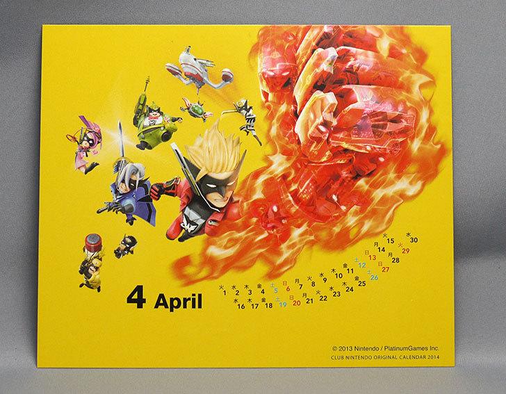 クラブニンテンドーカレンダー2014が来た12.jpg