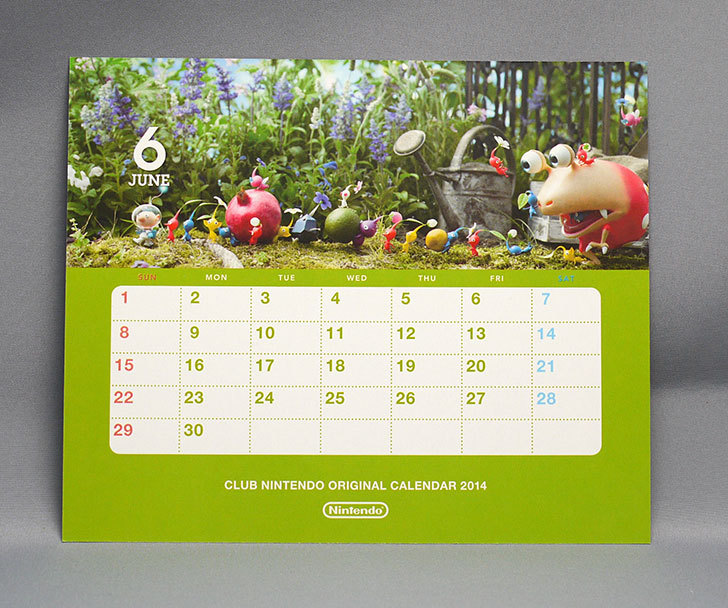 クラブニンテンドーカレンダー2014が来た17.jpg