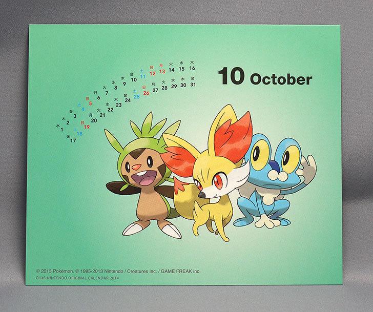 クラブニンテンドーカレンダー2014が来た24.jpg