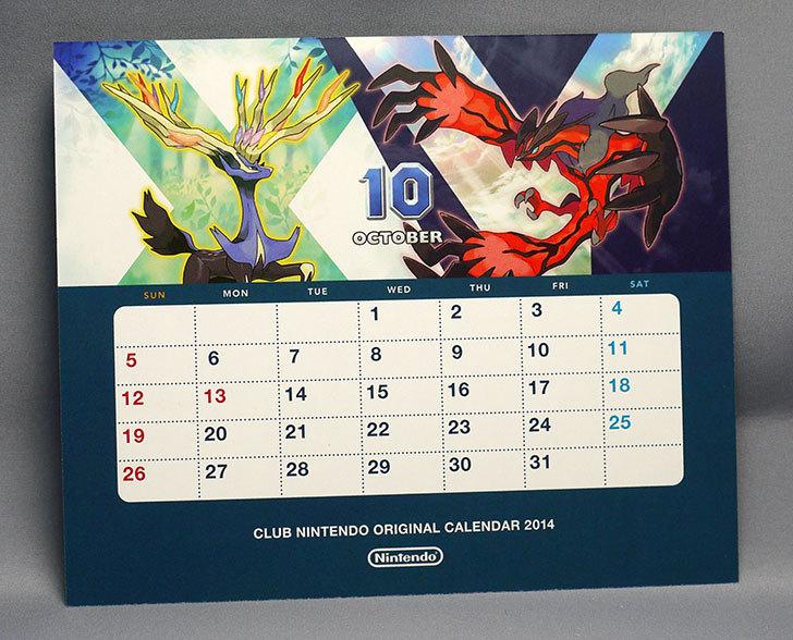 クラブニンテンドーカレンダー2014が来た25.jpg