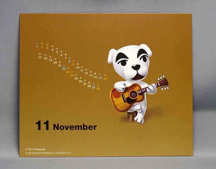 クラブニンテンドーカレンダー2014が来た26.jpg